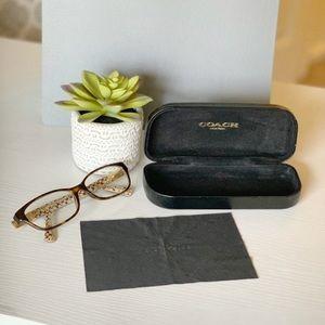 Coach Emma Glasses Frames • Dark Tortoise HC 6061